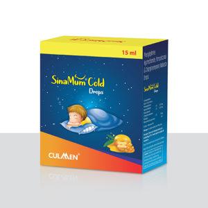 sinamum cold 15ml